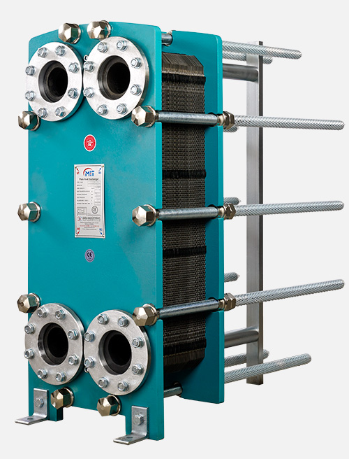 6125 Model Plate Heat Exchanger