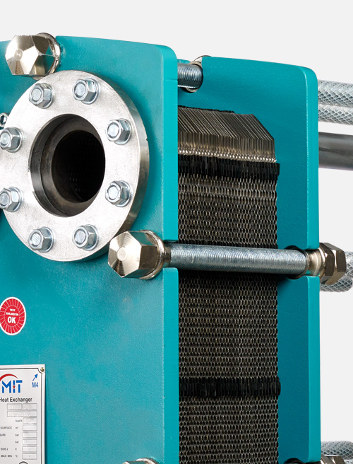 662 Model Plate Heat Exchanger