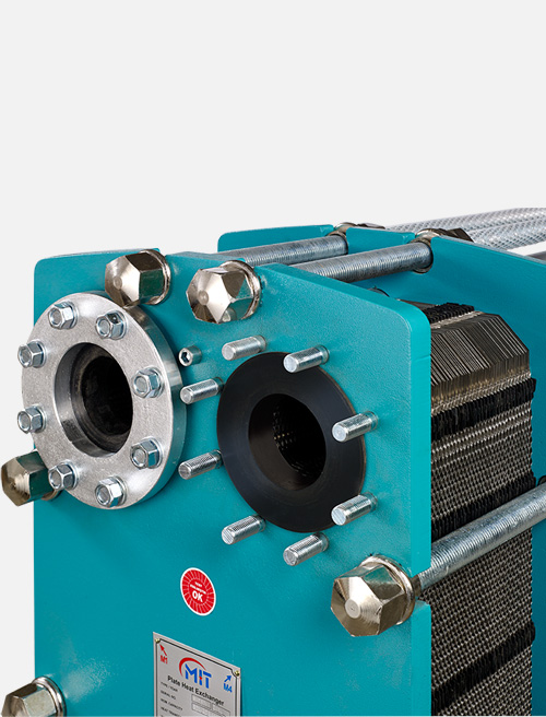 665 Model Plate Heat Exchanger