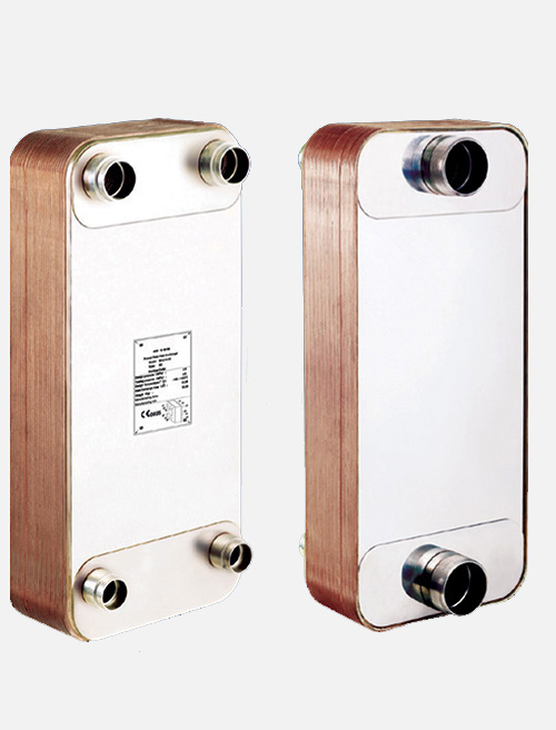 MB - 11 Model Brazed Heat Exchanger